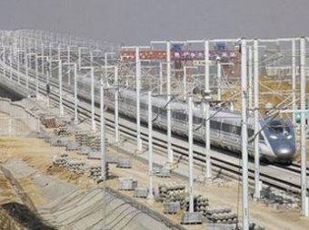 Китайский поезд поставил мировой рекорд скорости