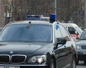 В машине с мигалкой, устроившей инцидент на МКАД, ехал криминальный авторитет