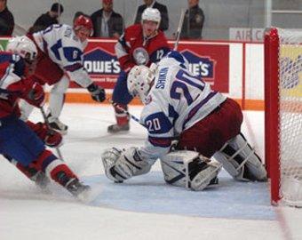 Молодежная сборная России по хоккею разгромила норвежцев