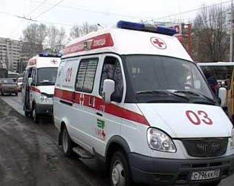 На МКАД при взрыве газового баллона погиб водитель