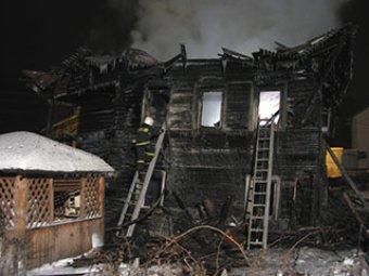 Жуткий пожар в Вологде: 8 погибших, в том числе трое детей