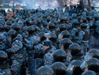 Москва готовится к новым погромам: на очереди площадь Киевского вокзала
