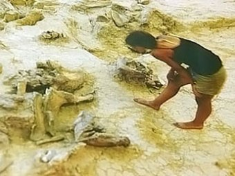 Найдены легендарные Священные камни инков