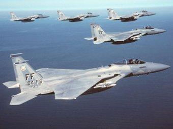 Самолеты ВВС России прервали американо-японские учения