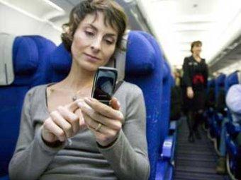 В самолетах теперь можно звонить