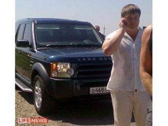 Опубликовано видео, где Сергей Цапок вместе с милиционерами занимается вымогательством