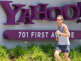 В Yahoo! произошел порнографический сбой