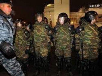 Киевский вокзал был эвакуирован из-за сообщения о бомбе