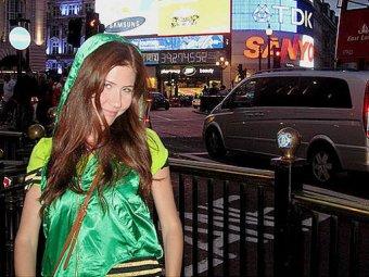 Снимки обнаженной Анны Чапман попали в Playboy