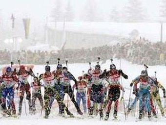 Российские биатлонисты продолжают неудачно выступать на Кубке мира