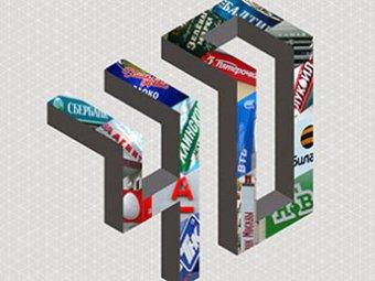 Названы 40 самых дорогих российских брендов (СПИСОК)