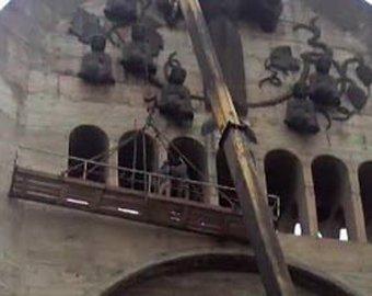 В Москве открыли аналог взорванного кутаисского мемориала