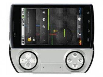 Sony Ericsson готовит к выпуску гибрид телефона и PlayStation