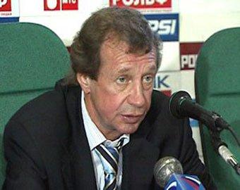 Юрий Семин подписал трехлетний контракт с киевским «Динамо»