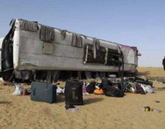 В ДТП в Египте погибли восемь американских туристов