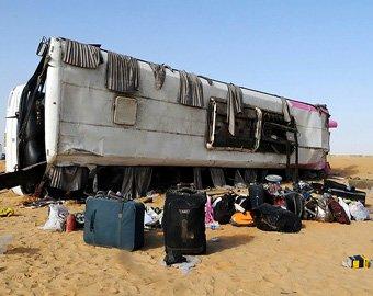 Оплачивать лечение туристов попавших в ДТП в Египте будут транспортные компании