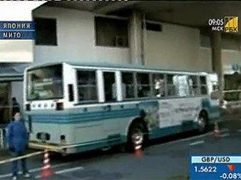 Японец устроил резню в школьных автобусах