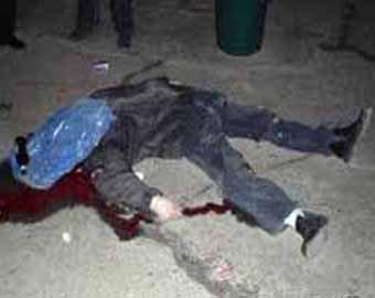 МВД: Убийство подполковника связано с его профдеятельностью