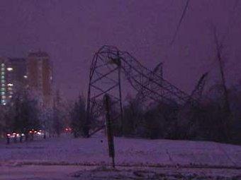 Бензовоз оставил без света часть Москвы