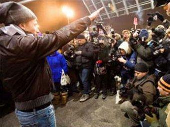 """Провокатор с """"Киевской"""" взорвал Рунет. Его личность вычислили """"ВКонтакте"""""""