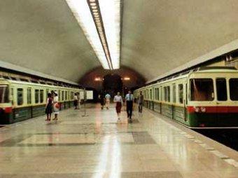 В московском метро появился первый пункт досмотра пассажиров