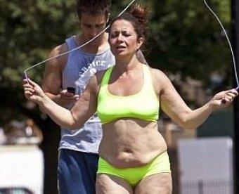 Известная телеведущая дважды шокировала зрителей своим телом