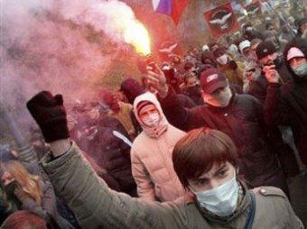 На выходных ожидаются очередные выступления у Останкино и Киевского вокзала