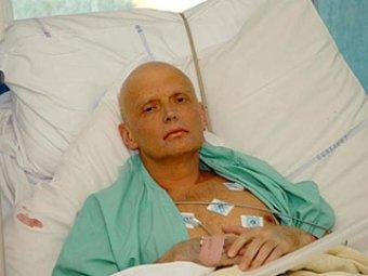 Wikileaks: Россия следила за убийцами Литвиненко еще до покушения