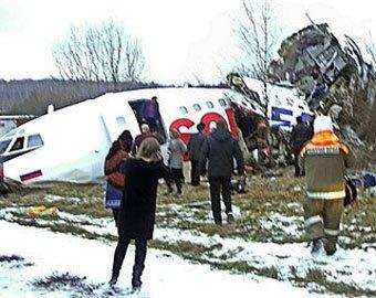 Командир разбившегося в Ту-154 отверг все версии аварии