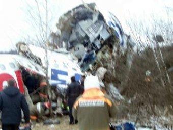 Пилот разбившегося в Домодедово ТУ-154 выдвинул свою версию аварии