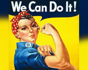 Модель с плаката «We Can Do It!» умерла в возрасте 86 лет