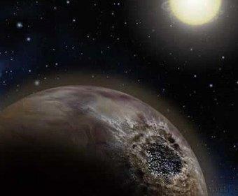 Ученые NASA открыли планету, целиком состоящую из алмазов