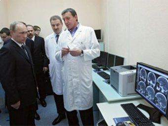 Врача, рассказавшего Путину о показухе, записали в сумасшедшие
