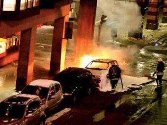 В Стокгольме взорвался смертник. При нем найдены 6 бомб