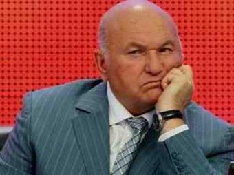 У Лужкова не получается переехать в Европу