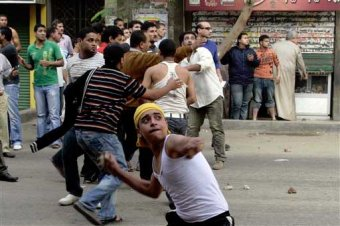 Массовые беспорядки в Египте докатились до курортов