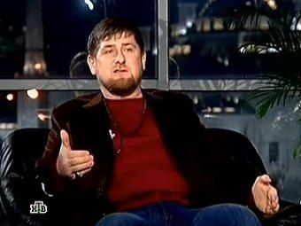 Кадыров предложил посадить Немцова и раскритиковал внешний вид Тины Канделаки