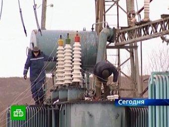В Подмосковье отключены 470 подстанций