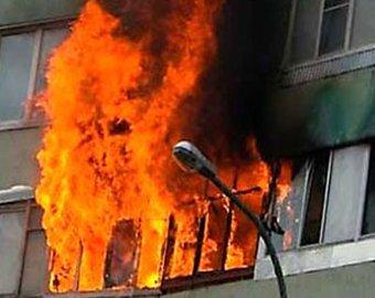 Пенсионерка устроила пожар, пытаясь оживить мумию сестры
