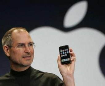 Стив Джобс ушел на больничный: акции Apple стразу рухнули