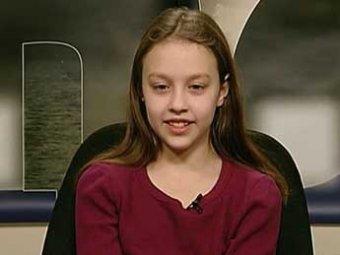 10-летняя канадка открыла сверхновую звезду