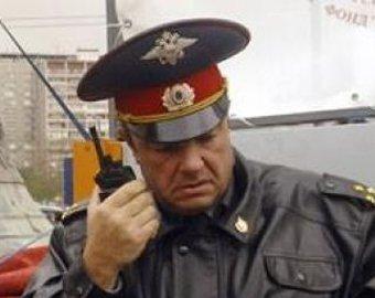 Милиционер в Москве при задержании застрелил водителя внедорожника
