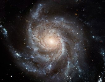 Астрономы сфотографировали самые далекие от Земли галактики