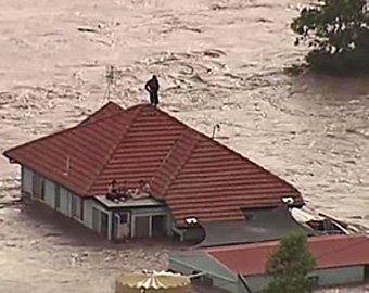 Наводнение в Австралии: 11 погибших, 70 пропавших без вести