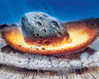 Назвата дата столкновения астероида Апофис с Землей