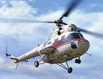 Вертолет Ми-2 разбился в Калмыкии