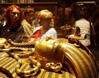 Из Каирского музея украдена статуя Тутанхамона и еще 17 экспонатов