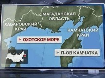 У берегов Камчатки пропал российский траулер «Аметист»