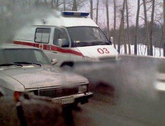 """В Москве """"Скорая помощь"""" предлагает услуги """"такси с мигалками"""""""