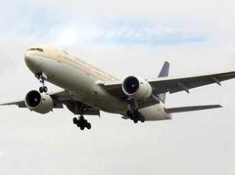«Боинг-757» совершил аварийную посадку в Новосибирске